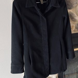 Women's Banana Republic Black Jacket